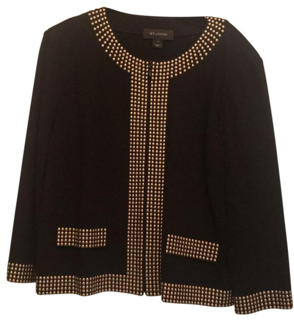 Item - Black and Gold Top