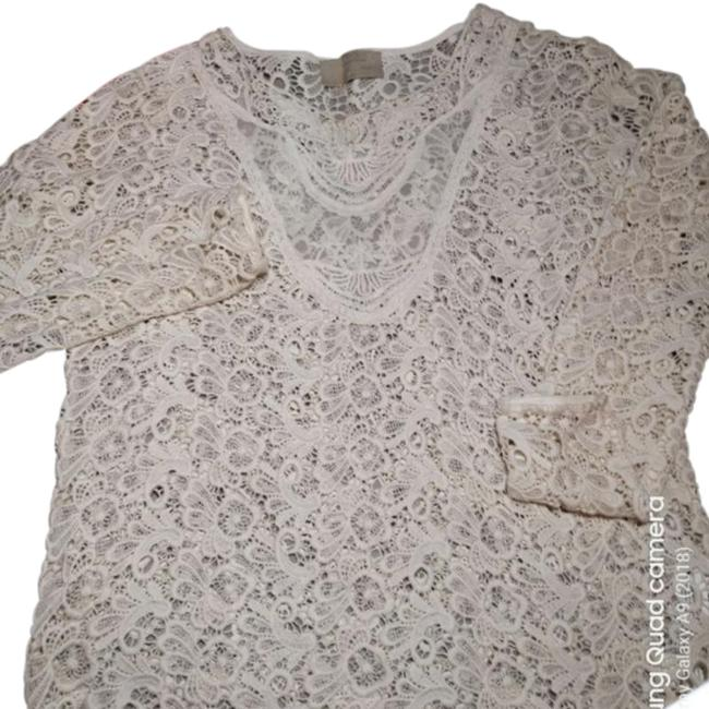 Item - Lace Delight White Top
