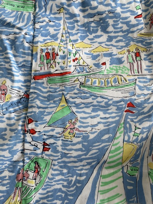 Lilly Pulitzer Multi Color Boat Print Shorts Size 6 (S, 28) Lilly Pulitzer Multi Color Boat Print Shorts Size 6 (S, 28) Image 4