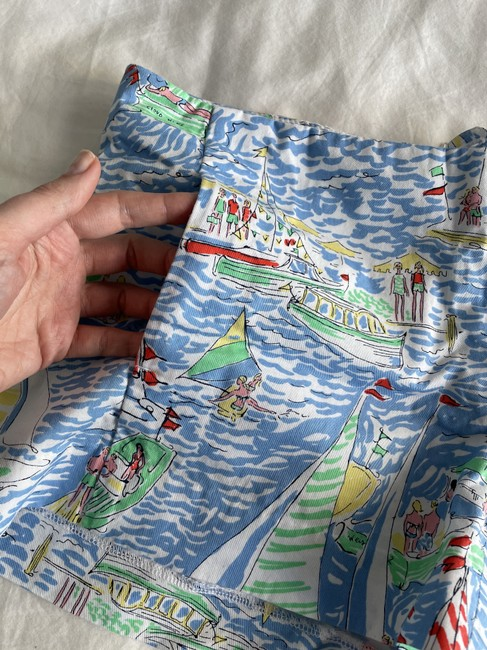 Lilly Pulitzer Multi Color Boat Print Shorts Size 6 (S, 28) Lilly Pulitzer Multi Color Boat Print Shorts Size 6 (S, 28) Image 6