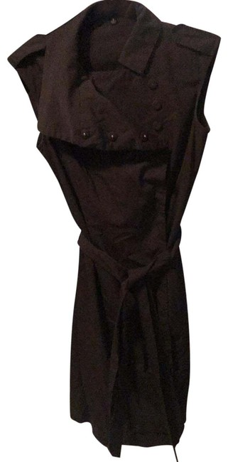 Item - Olive Mid-length Short Casual Dress Size 2 (XS)