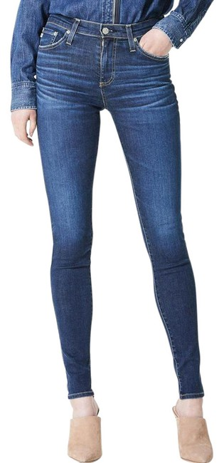 Item - 6 Years Songbird Distressed Farrah High Waist Rise Stretchy Soft Skinny Jeans Size 25 (2, XS)