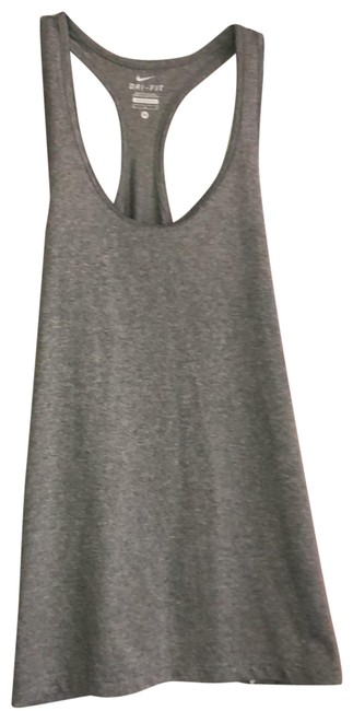 Item - Gray Dri-fit Activewear Top Size 10 (M)