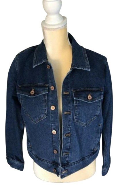 Item - Blue Small Jacket Size 4 (S)