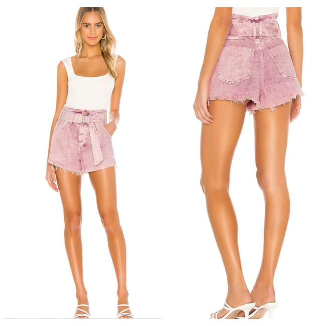 Item - Jungle Flower (Pink) See You Sometime Shorts Size 6 (S, 28)