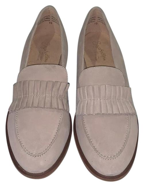 Item - Cream Tan Seychelles Flats Size US 10 Regular (M, B)