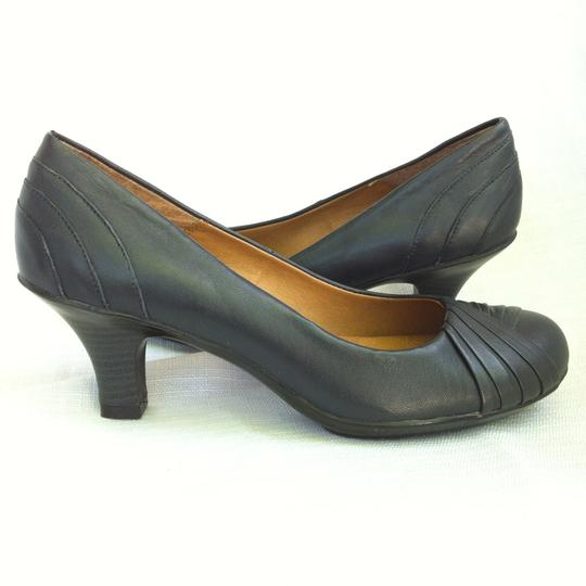 Euro Soft by Soft dark green Pumps