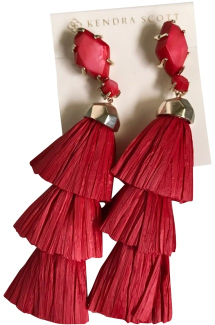 Item - Nwot Tassel Earrings