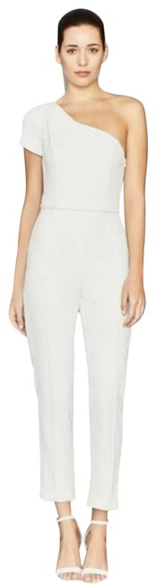 Item - White Tailored Crepe Wedding Lw157 Romper/Jumpsuit