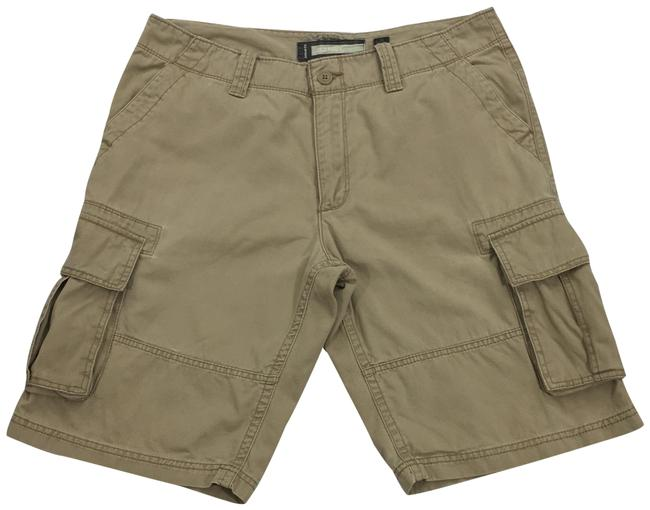 Item - Olive Solid Shorts Size 12 (L, 32, 33)