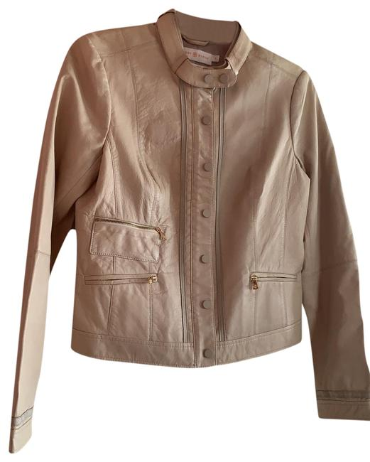 Item - Taupe Jacket Size 6 (S)