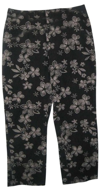 Preload https://item5.tradesy.com/images/dkny-charcoal-grey-with-tan-print-slightly-cropped-tab-closure-pants-size-6-s-28-289119-0-0.jpg?width=400&height=650