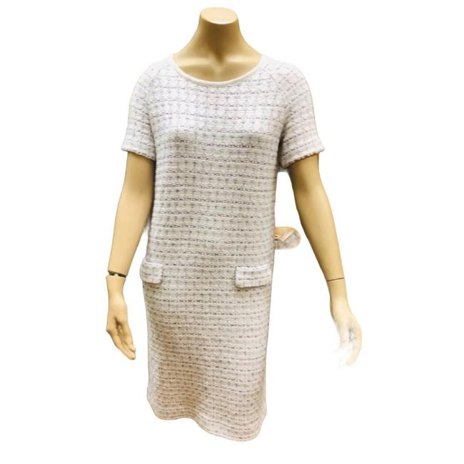 Item - Grey Sweater Short Casual Dress Size 2 (XS)