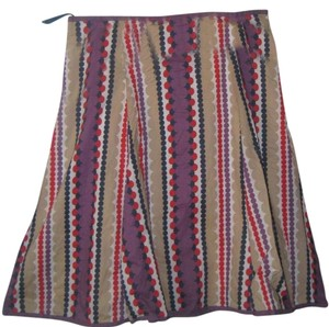 Boden Swingy Shape Skirt multi