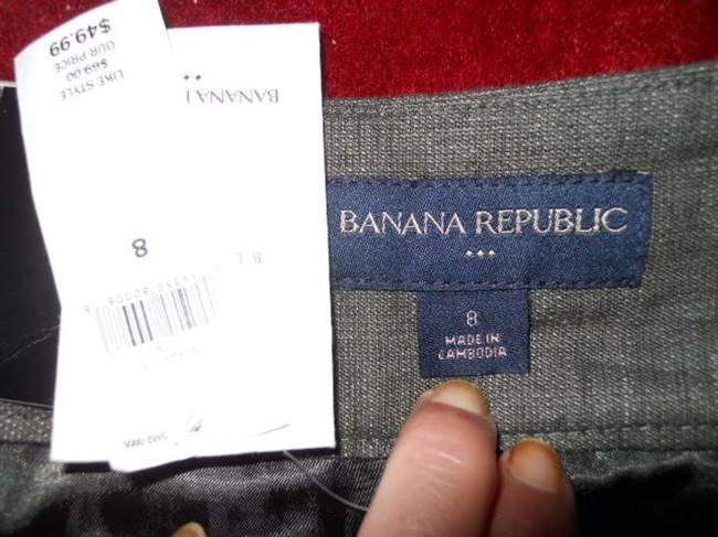 Banana Republic Skirt olive green