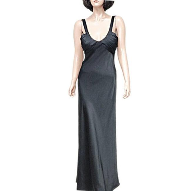 Item - Black Cd8e 1h85 Long Formal Dress Size 4 (S)