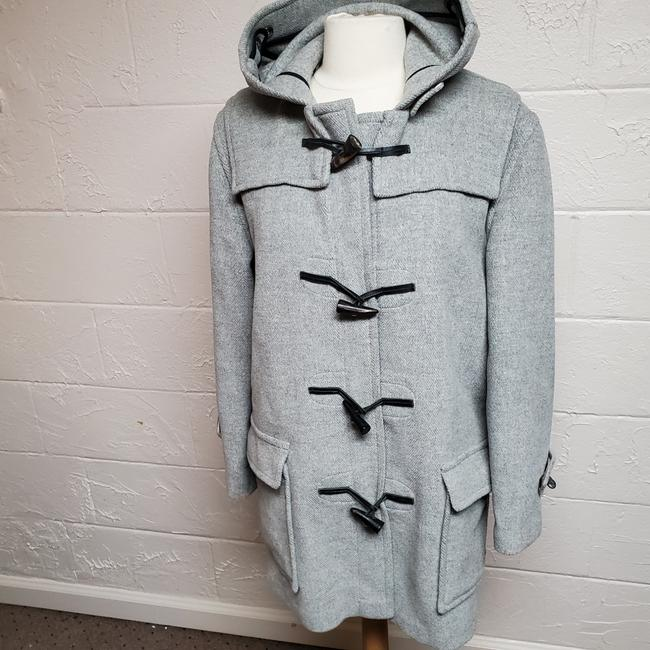 Item - Gray Duffle Coat Size 10 (M)