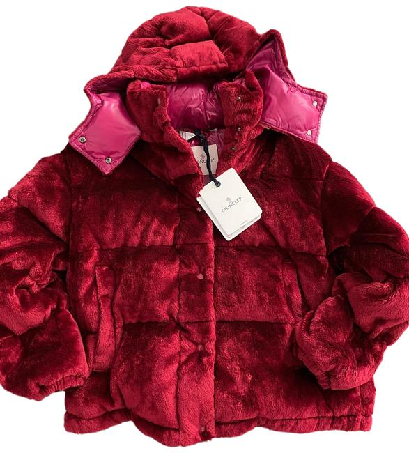 Item - Red Daos Coat Size 4 (S)