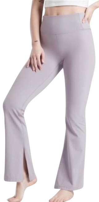 Item - Purple Lilac Stone Barre Skinny Flare Powervita Activewear Bottoms Size 12 (L, 32, 33)