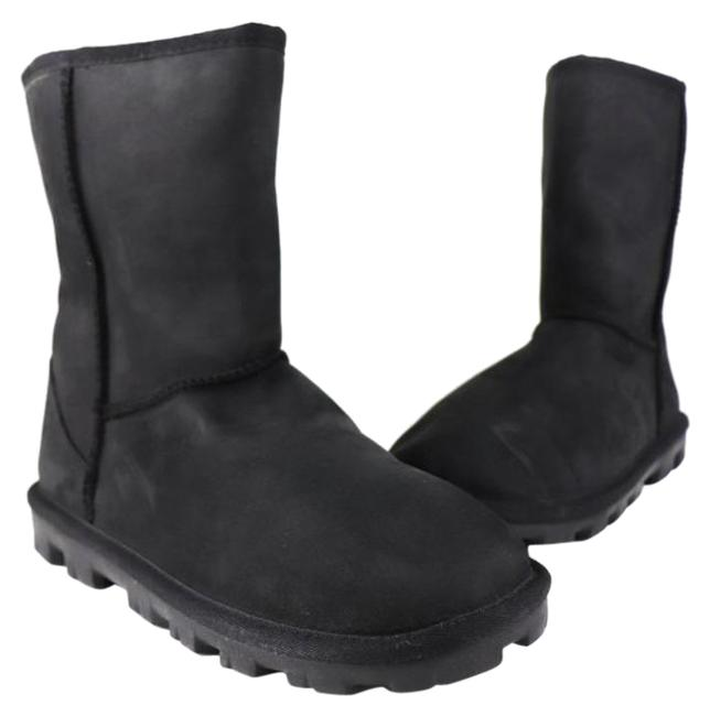 Item - Black Essential Boots/Booties Size US 7 Regular (M, B)