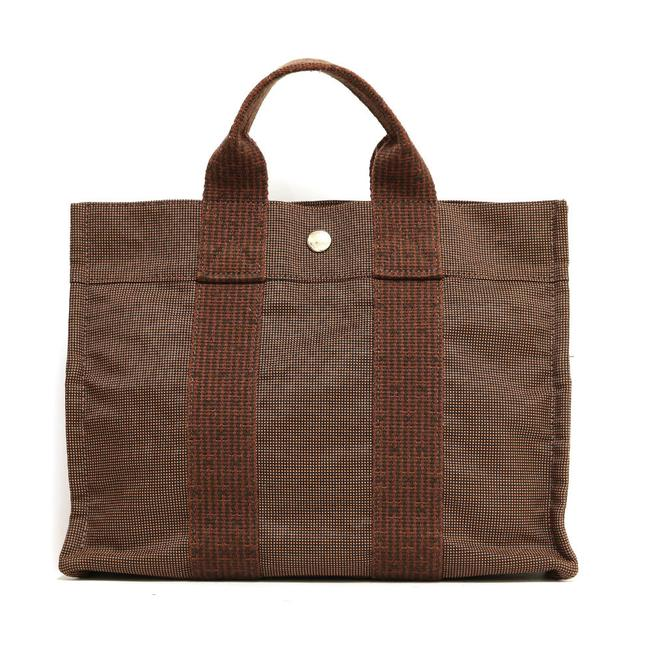 Item - Bag Ale Line Women's Men's Brown Canvas Tote
