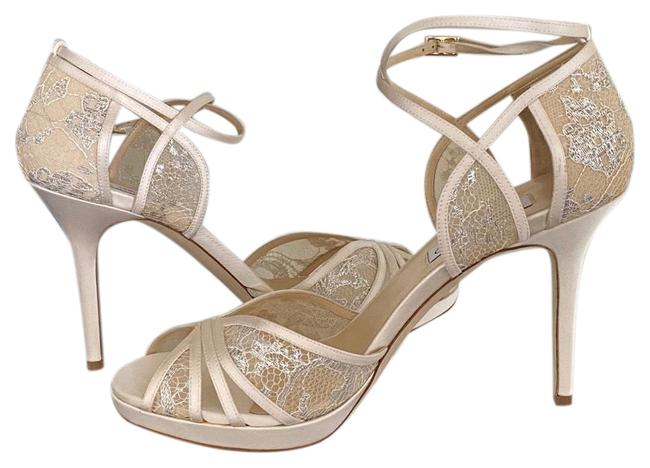 Item - Ivory / Lace Fable Formal Shoes Size EU 42 (Approx. US 12) Regular (M, B)