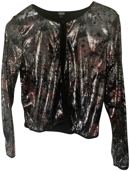 Item - Multicolor Gently Used Cardigan Size 6 (S)