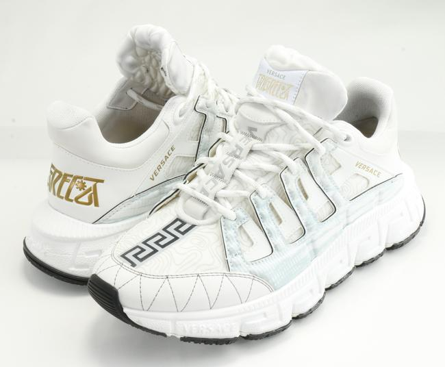 Item - White Trigreca Sneakers Shoes