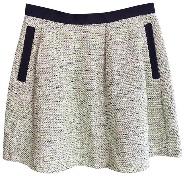 Item - Light Green Tweed Skirt Size 4 (S, 27)