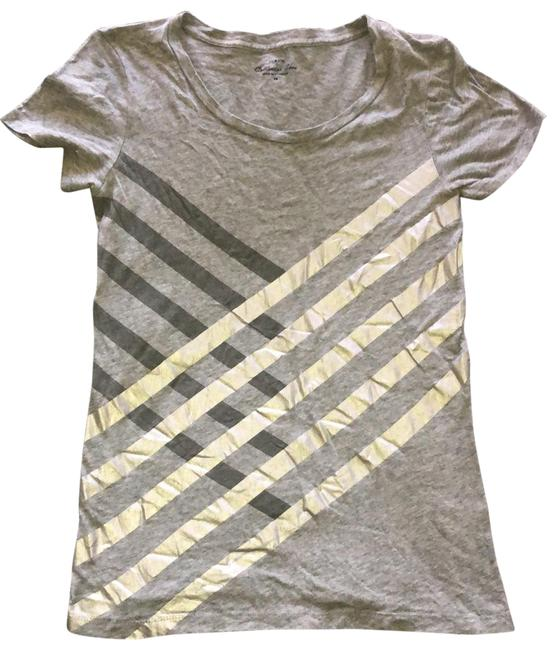 Item - Gray and Silver Collector Tee Shirt Size 2 (XS)