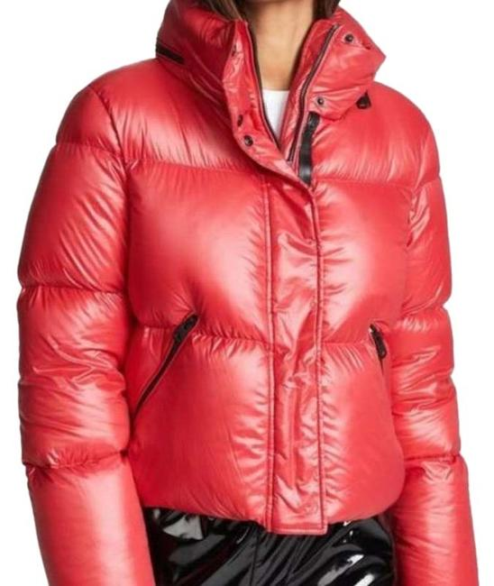 Item - Red XS Mimi Puffer Jacket Insulated Coat Size 0 (XS)