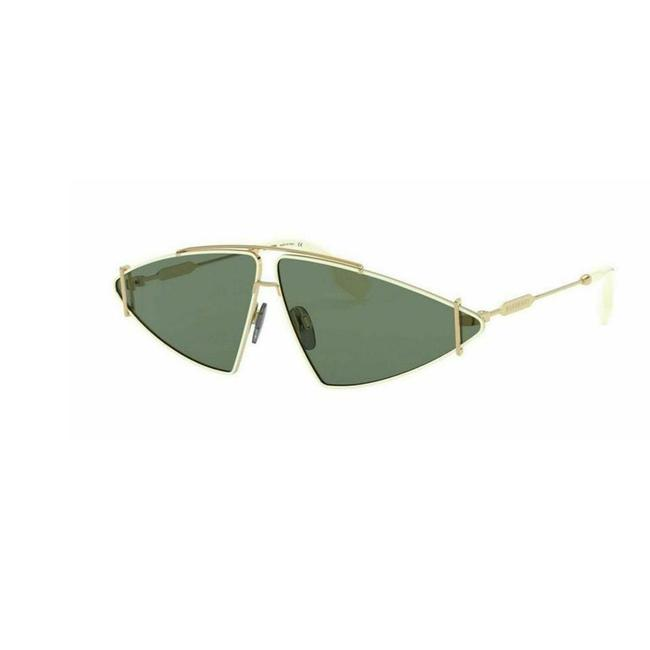 Item - Gold Frame & Green Lens Be 3111 1017/71 A Aviator Women's Sunglasses