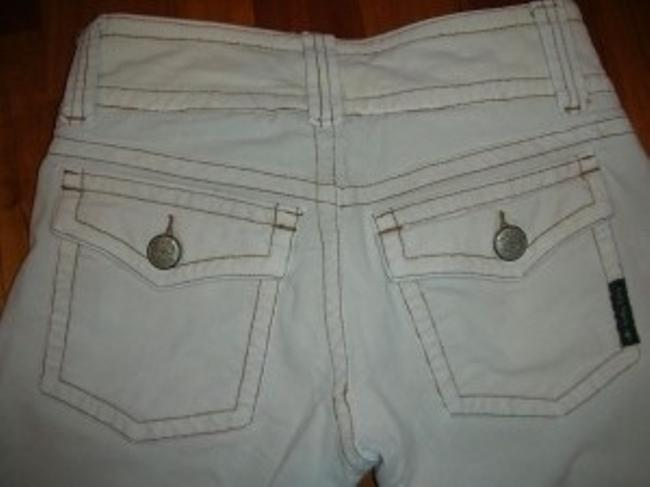 Billy Blues Boot Cut Pants Ivory