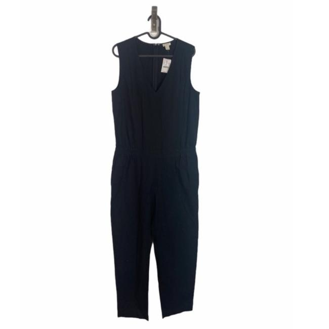 Item - Black Womens Sleeveless Romper/Jumpsuit