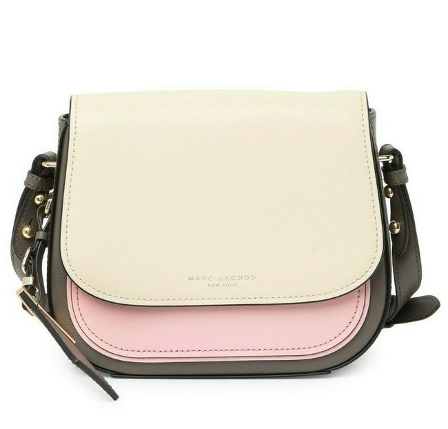 Item - Mini Rider Pink Leather Cross Body Bag