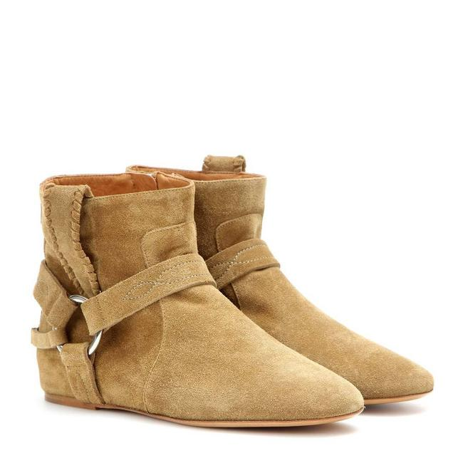 Item - Tan Ralf Suede Ankle Boots/Booties Size EU 38 (Approx. US 8) Regular (M, B)