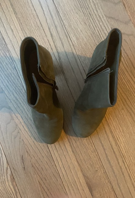 Cole Haan Olive Green Boots/Booties Size US 7 Regular (M, B) Cole Haan Olive Green Boots/Booties Size US 7 Regular (M, B) Image 2
