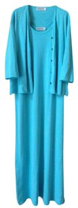 MEDIUM ROBINS EGG BLUE Maxi Dress by Only Mine