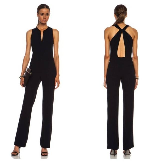 Item - Black Twist L Olive In Romper/Jumpsuit