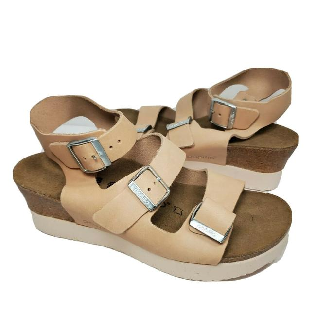 Item - Beige Linnea Wedge Style 1009816 Sandals Size US 7 Narrow (Aa, N)