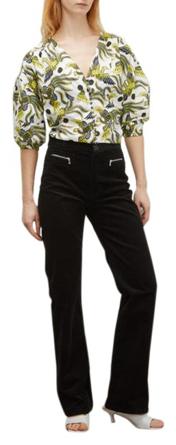 Item - Black Newport Corduroy In Straight Leg Jeans Size 27 (4, S)
