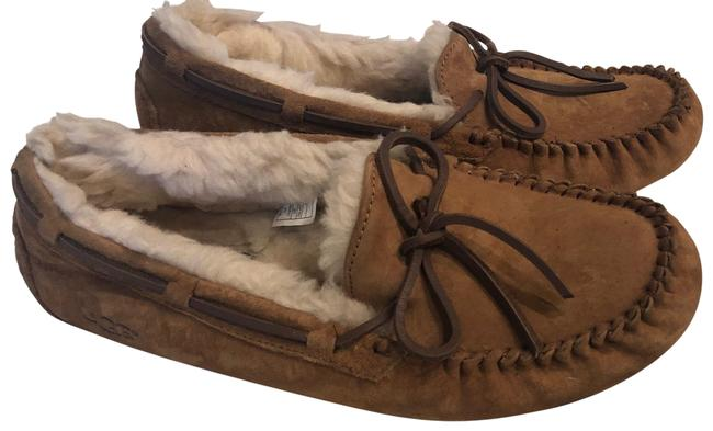 Item - Brown Moccasins Mules/Slides Size US 8 Regular (M, B)