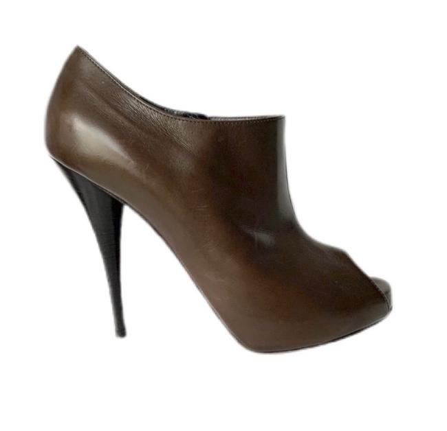 Item - Brown Ankle Boots/Booties Size EU 38 (Approx. US 8) Regular (M, B)