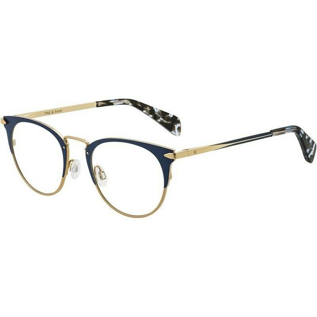 Item - Blue And Rnb-3016-nuc-49 Eyeglasses Size 49mm 21mm 145mm