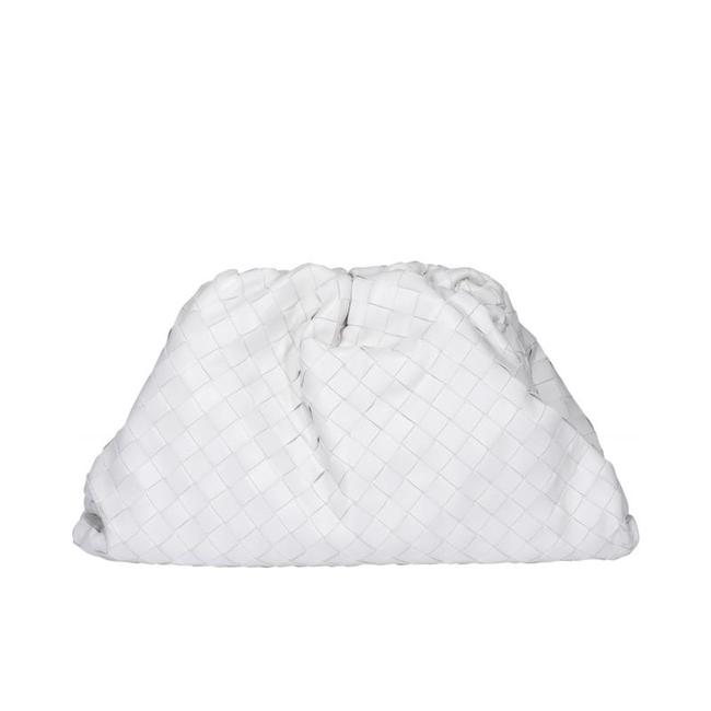 Item - The Pouch White Clutch