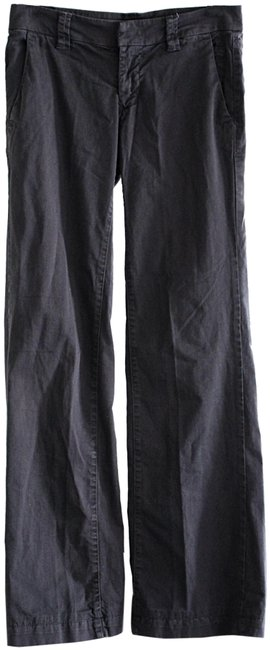 James Perse Carbon Grey 70's Inspired Stretch Twill #wht1275a Pants Size 4 (S, 27) James Perse Carbon Grey 70's Inspired Stretch Twill #wht1275a Pants Size 4 (S, 27) Image 1