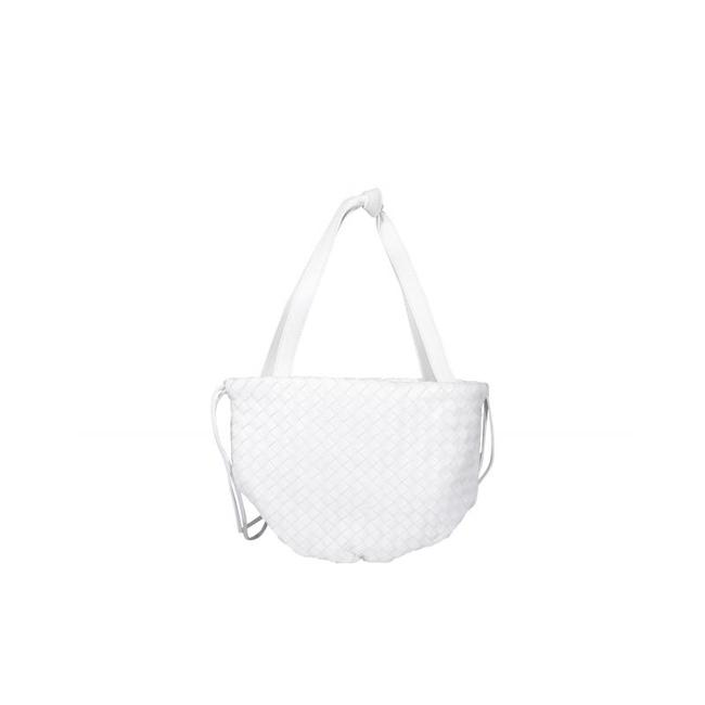 Item - Small The Bulb White Shoulder Bag