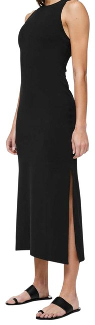 Item - Black Get Going Mid-length Casual Maxi Dress Size 6 (S)