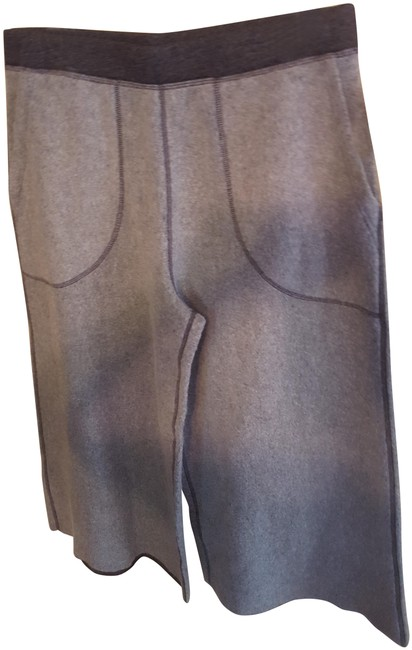 Item - Grey and Black Made In Usa Pants Size 12 (L, 32, 33)
