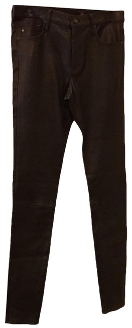 Item - Black Pml1379 Pants Size 6 (S, 28)